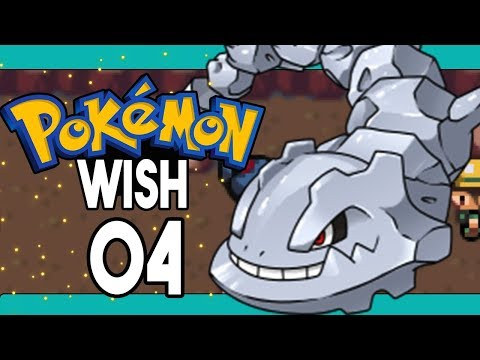 Pokemon Wish GBA Rom Hack Part 4 THE MINES! Gameplay Walkthrough