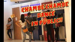 Chambe Chambe in Public Pinoy Pranks AR Channel PH Prank2