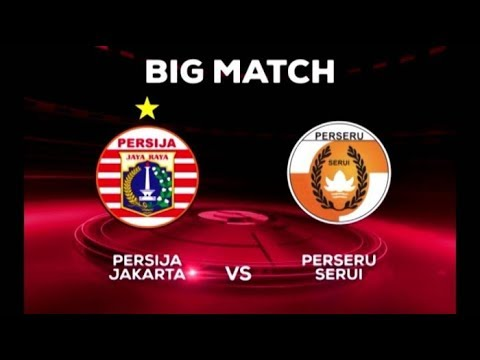 Perseru Serui Vs Persija Jakarta Liga