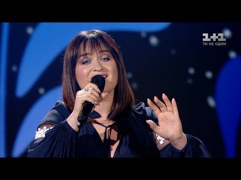 Olena Lutsenko 'Oy, u vyshnevomu sadu' – The Final – The Voice of Ukraine – season 8