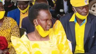 Yoweri Museveni akunze ab'e Sebei bamwongere ekisanja