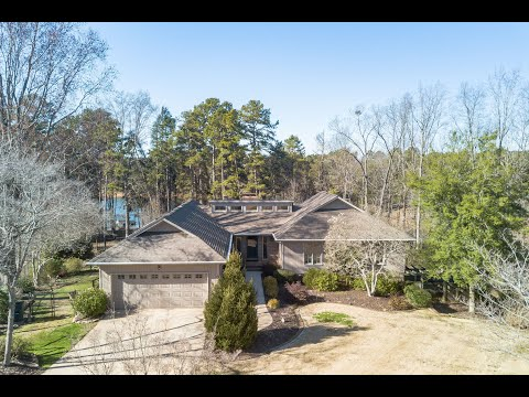 Lake Hartwell Home with Great Water & Sunset View