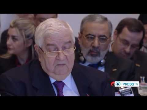 Syria war: Peace talks restart in Geneva
