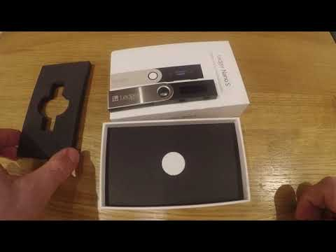 Best Bitcoin Wallet Hardware - Ledger Nano S Review & Unboxing