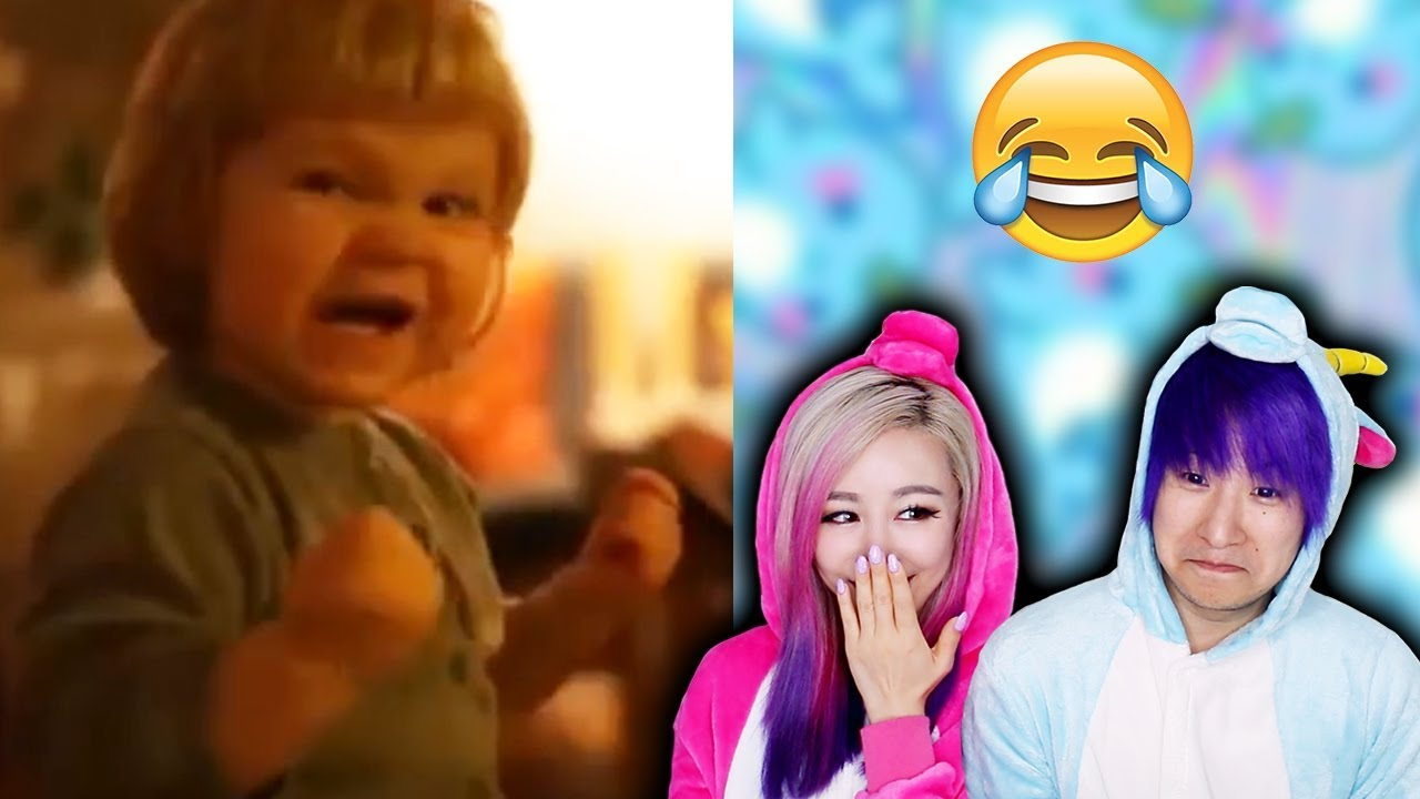 Try Not Laugh 3 React