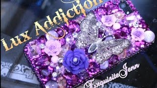 REVIEW: Lux Addiction 3D Bling iPhone Case Thumbnail