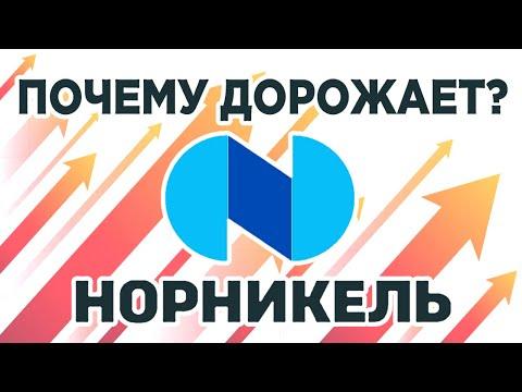 Взлет Норникеля, рестораны от Сбербанка и отсрочка Брексит / Новости экономики и финансов