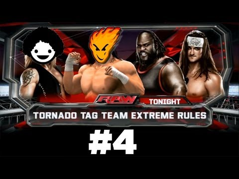 WWE 2K14 Gameplay #4