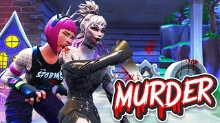 KILLER VAMPIRE im Fortnite MURDER Modus!