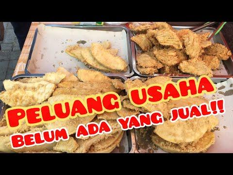 peluang-usaha-pisang-goreng-enak-#idebisnis-#ideusaha