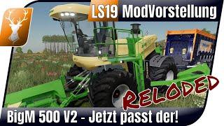 "[""LS19"", ""FS19"", ""Landwirtschafts Simmulator"", ""Modvorstellungen"", ""Playtest"", ""gameplay"", ""Hof Hirschfeld"", ""Hirschfeld Logistics"", ""Farming Simmulator"", ""Courseplay"", ""Modding"", ""Mod"", ""LS19 BigM 500"", ""LS19 BigM500"", ""BigM 500"", ""BigM 500 V2"", ""ls19 gr"