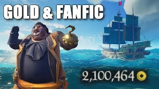 Sea of Thieves - The GOLDEN ToddyQuest Journey