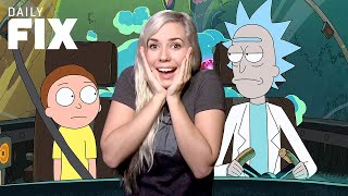 Rick and Morty Back, But With an INSANE Contract - IGN Daily Fix