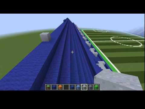 Budowa Stamford Bridge/ minecraft