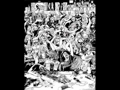 Razor - Decibels Demo instrumentals 1992