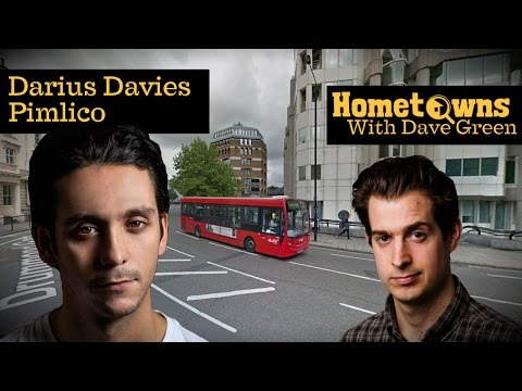 Pimlico, London with Darius Davies - Hometowns - Ep 10