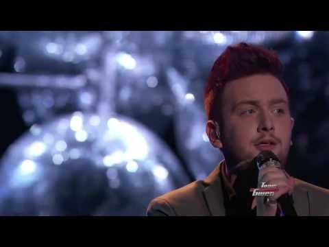 Jeffery Austin Sings Scott Calum's Dancing On My Own - The Voice