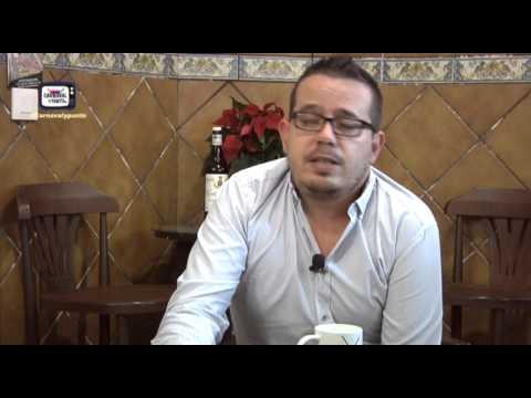 Carnaval y Punto Tv. Entrevista a Moisés Camacho. 04-01-2016