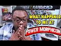 What Happened To Me At POWER MORPHICON 2018