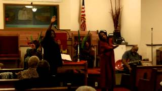 Praise Dance to Grace by BeBe and CeCe Winans