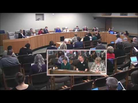 Public Hearing on HB 2392