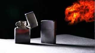 [Project]Zippo Advertising video