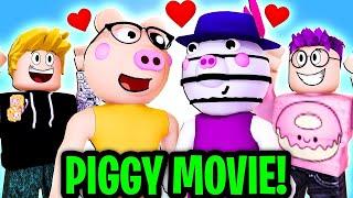 CRAZIEST ROBLOX PIGGY MOVIE EVER *LOVE STORY* (Piggy 3D Animated Movie By LankyBox!)