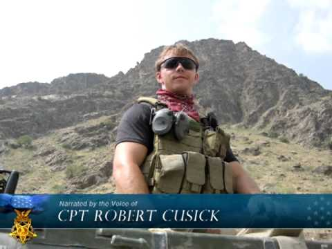Capt. Ryan Cusick, part 1