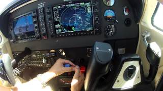 translado Baron G58 Miami x Saint Marteen 6:30 min voo 1100 milhas.MP4