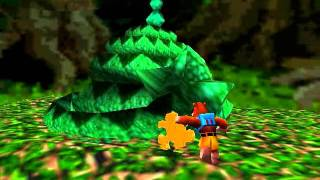 Let's play Banjo-Tooie part 7 Who Disturbs My Slumber