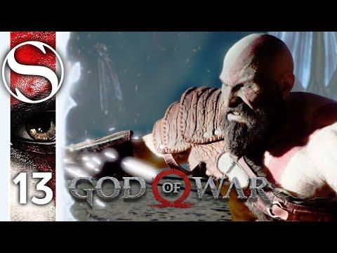 #13 Into The Light - God Of War 4 - God Of War 4 Gameplay