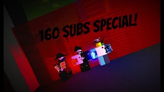 ROBLOX Parkour: 160 Subs special!