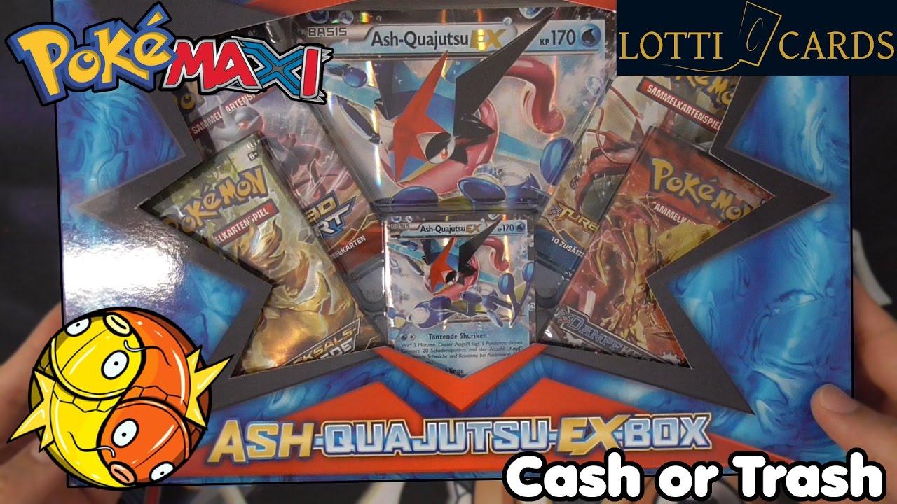 100 Pictures of Ash Quajutsu Ex Box