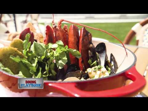 Dining Playbook: ReelHouse- A Brand New Oceanfront Restaurant in East Boston
