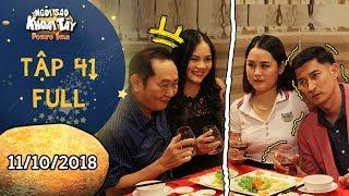 Ngôi sao khoai tây | tập 41 full: Ông Sang rủ rê Trần Sơn