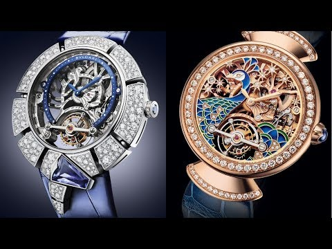 The 4 Best Luxury Watches For Women