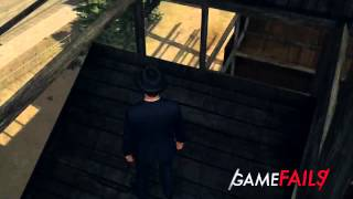 """Game Fails: LA Noire """"Call it in... code whoopsie"""""""