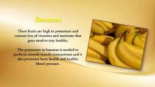 Healthy Food For Men