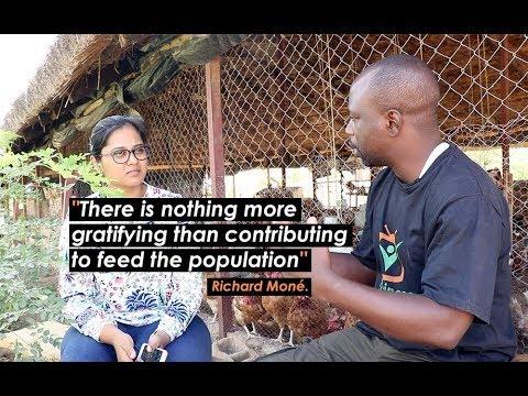 Burkina Faso : Catching up with Richard Mone
