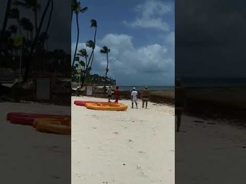 Bookit com are liars!!! Seaweed is a big issue right now at punta cana !  Don't fall for their scam