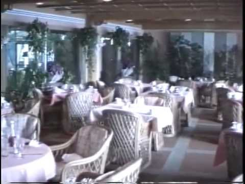 Historic Video of Key Biscayne, Florida, Winter 1986....