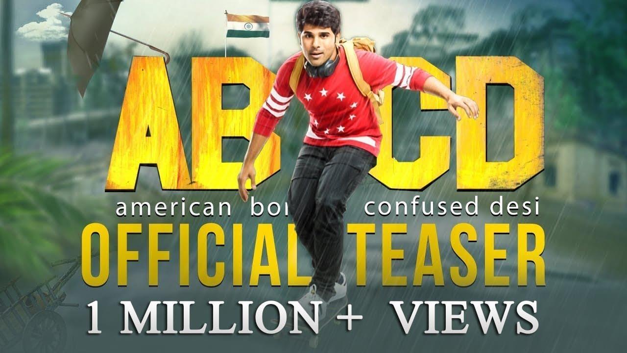 ABCD - 'American Born Confused Desi' Official Teaser | Allu Sirish Rukshar Dhillon