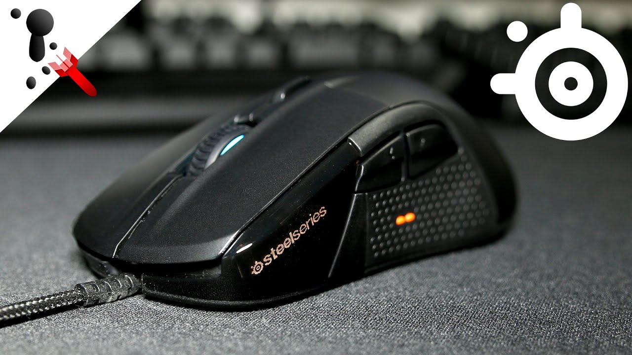 69247986de5 SteelSeries Rival 700 Review (Great FPS mouse... almost) - YouTube