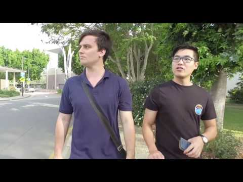St Lucia Campus Tour - Facebook LIVE Part Two