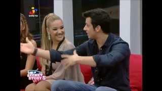 Luís e Joana - Gala SS5 (30/11/2014)