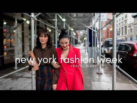 MY NEW YORK FASHION WEEK TRAVEL DIARY | Heart Evangelista