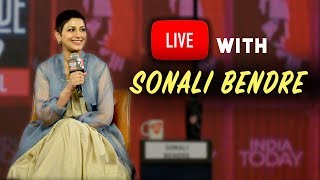 Cancer Survivor Sonali Bendre Talks About Being Fearless & Living One Day At A Time