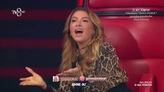 Gökhan'ı Göreceği için Heycandan Titreyen Yarışmacı   O Ses Türkiye 15 Ekim 2017