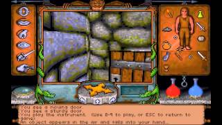 A speedrun of Ultima Underworld for PC in 16 minutes and 39 seconds...