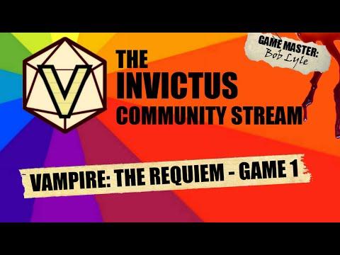 Vampire: The Requiem - Community Game 1: Session 1